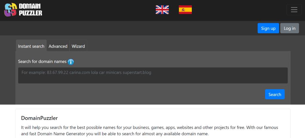 DomainPuzzler