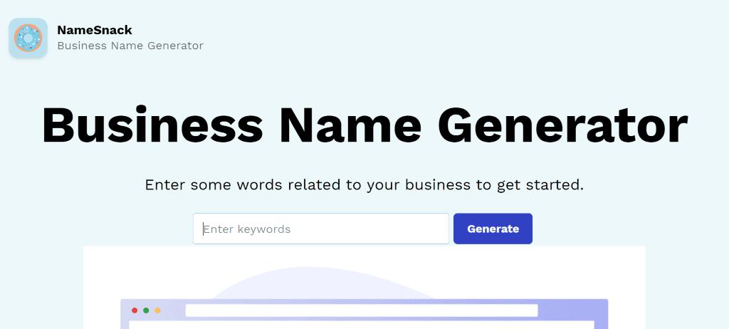 NameSnack